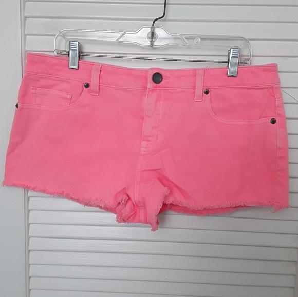 Victoria's Secret Pants - Victoria's Secret London Jean Boyfriend Shorts